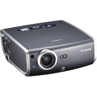 Canon REALiS SX60 Ultraportable Projector
