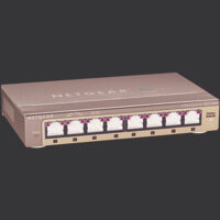 NETGEAR - GS108E-300NAS